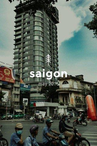 saigon may 2016