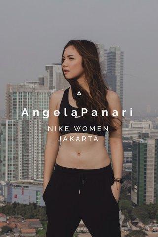 AngelaPanari NIKE WOMEN JAKARTA