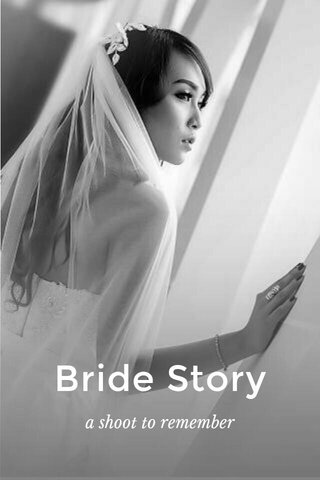 Bride Story a shoot to remember