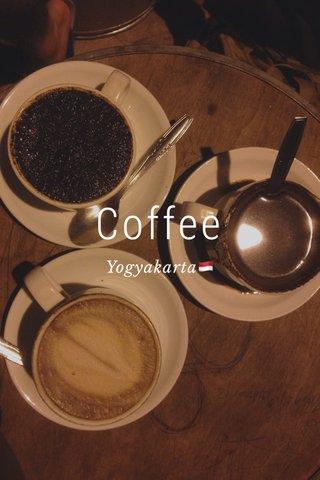 Coffee Yogyakarta🇲🇨