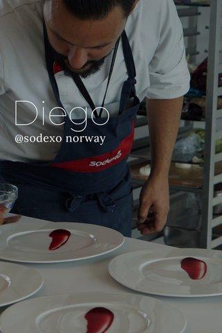 Diego @sodexo norway
