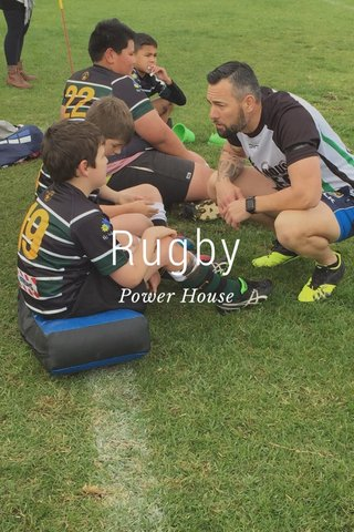 Rugby Power House