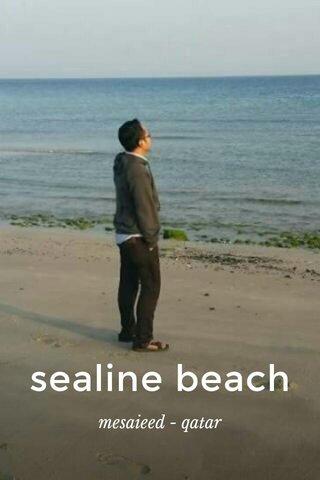 sealine beach mesaieed - qatar