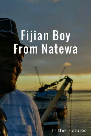 Fijian Boy From Natewa In the Pictures
