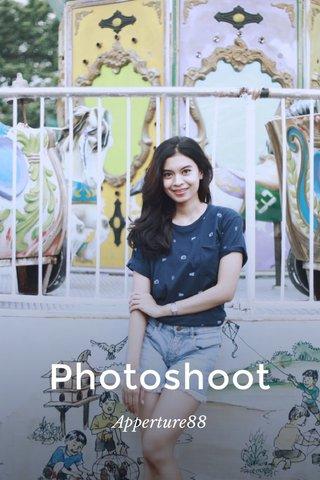 Photoshoot Apperture88