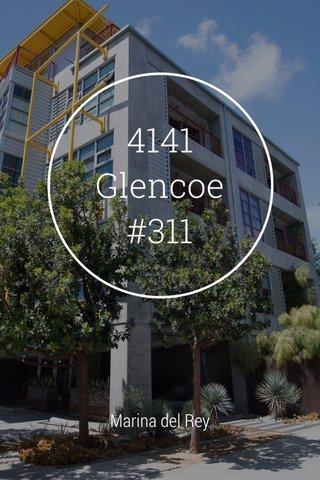 4141 Glencoe #311 Marina del Rey