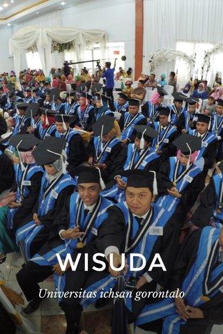 WISUDA Universitas ichsan gorontalo