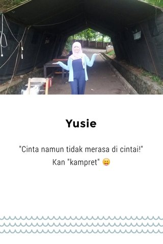 Yusie