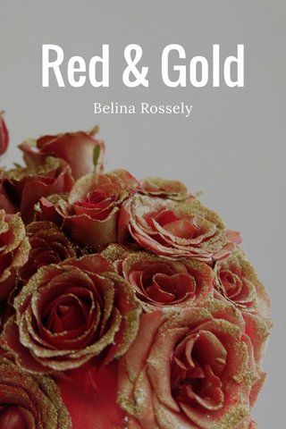 Red & Gold Belina Rossely