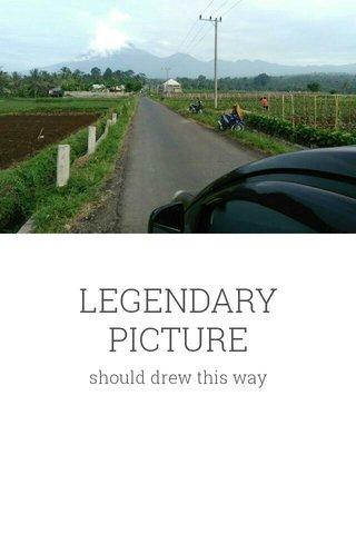LEGENDARY PICTURE