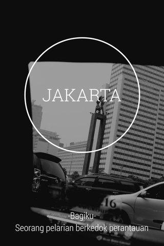 JAKARTA -Bagiku- Seorang pelarian berkedok perantauan