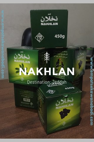 NAKHLAN Destination: Jeddah