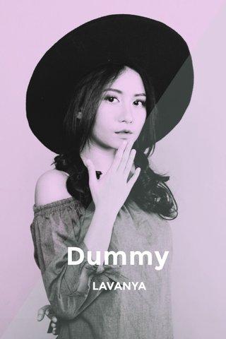 Dummy LAVANYA