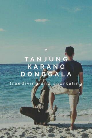 TANJUNG KARANG DONGGALA freediving and snorkeling