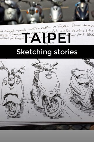 TAIPEI Sketching stories