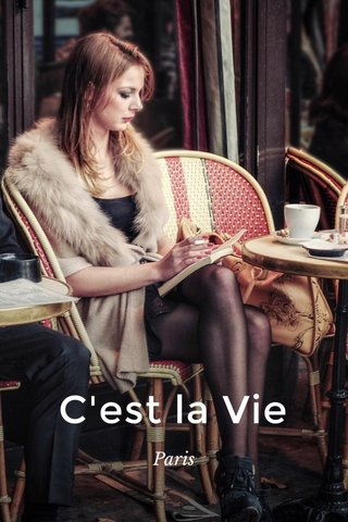 C'est la Vie Paris