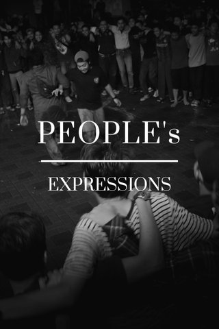 PEOPLE's EXPRESSIONS
