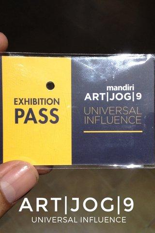 ART JOG 9 UNIVERSAL INFLUENCE