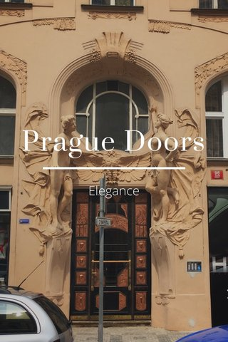 Prague Doors Elegance