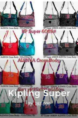 Kipling Super Rp. 185 000