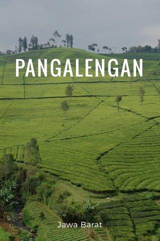 PANGALENGAN Jawa Barat