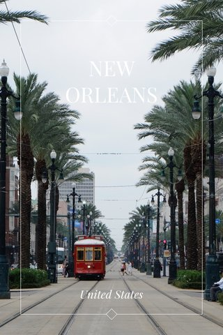 NEW ORLEANS United States