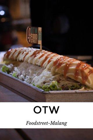 OTW Foodstreet-Malang