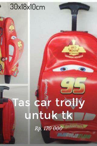 Tas car trolly untuk tk Rp. 170 000