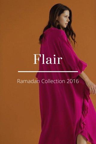 Flair Ramadan Collection 2016