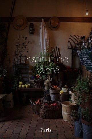 Institut de Bonté Paris