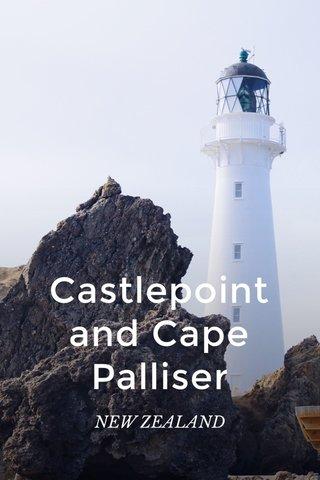 Castlepoint and Cape Palliser NEW ZEALAND