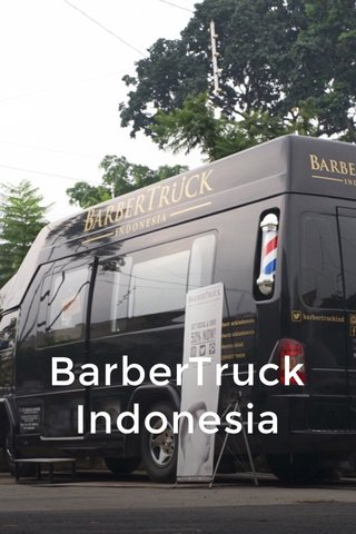 BarberTruck Indonesia