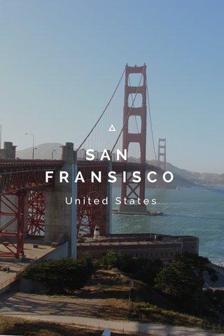 SAN FRANSISCO United States