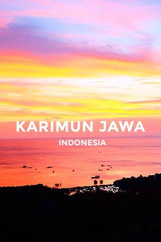 KARIMUN JAWA INDONESIA