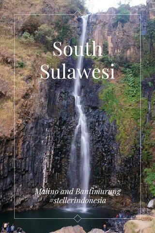 South Sulawesi Malino and Bantimurung #stellerindonesia