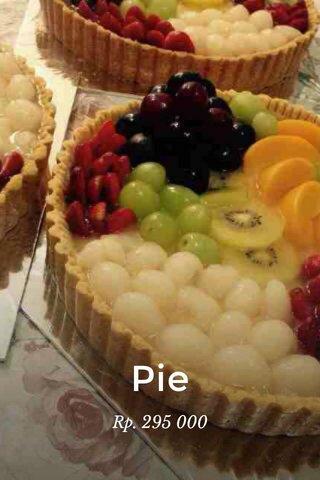 Pie Rp. 295 000