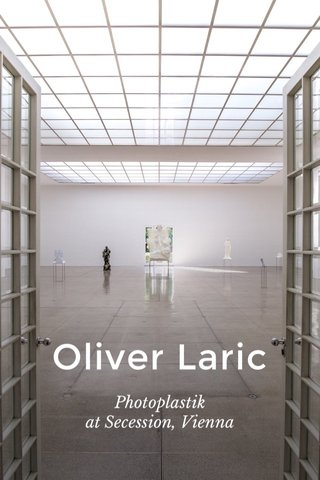 Oliver Laric Photoplastik at Secession, Vienna