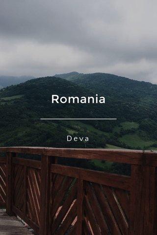 Romania Deva