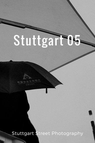 Stuttgart 05 Stuttgart Street Photography