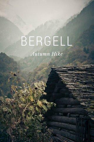 BERGELL Autumn Hike