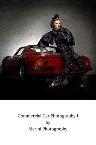 Commercial Car Photography 1 by Marini Photography