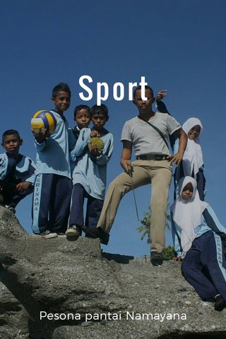 Sport Pesona pantai Namayana