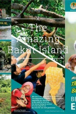 The Amazing Bakut Island