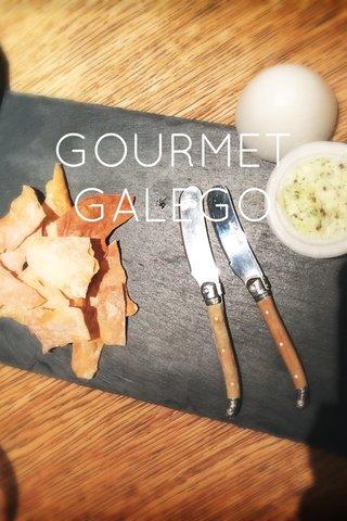 GOURMET GALEGO