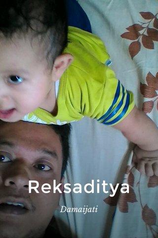 Reksaditya Damaijati