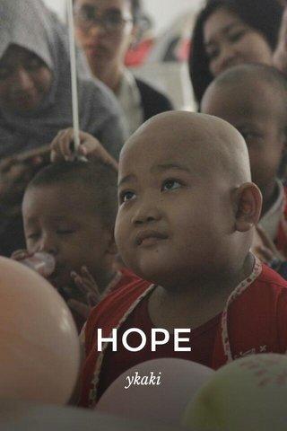 HOPE ykaki