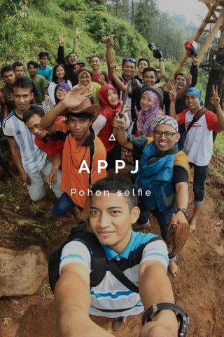 APPJ Pohon selfie