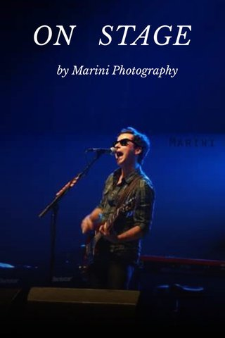 ON STAGE by Marini Photography