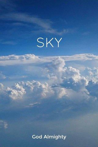 SKY God Almighty