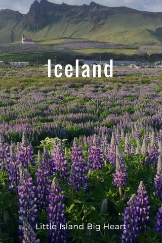 Iceland Little Island Big Heart